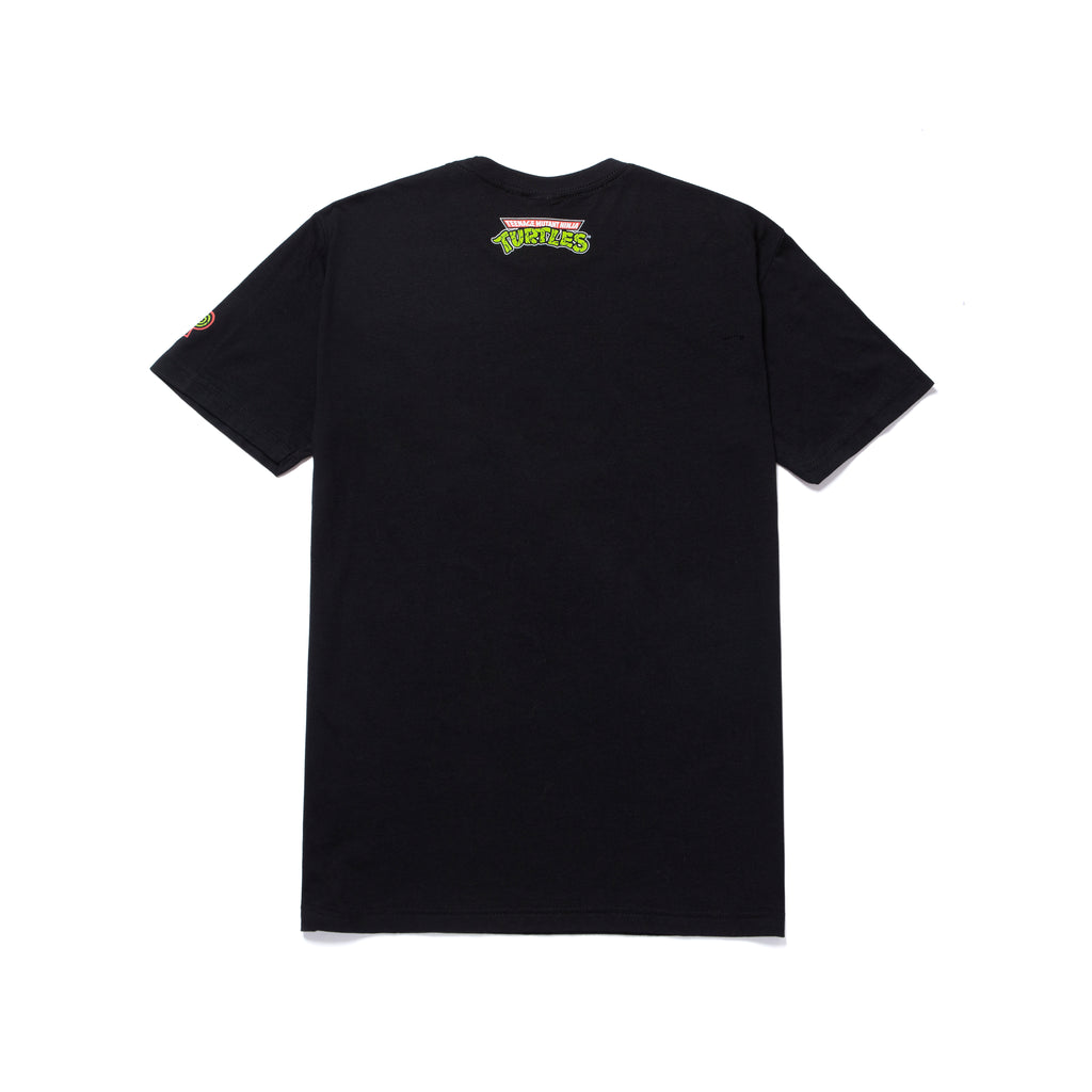 A&P TMNT GRAPPLERS TEE BLACK
