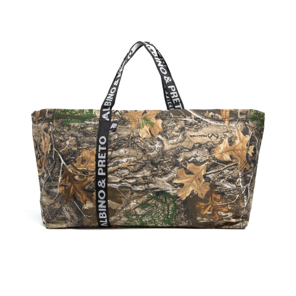 A&P REALTREE LARGE TOTE BAG