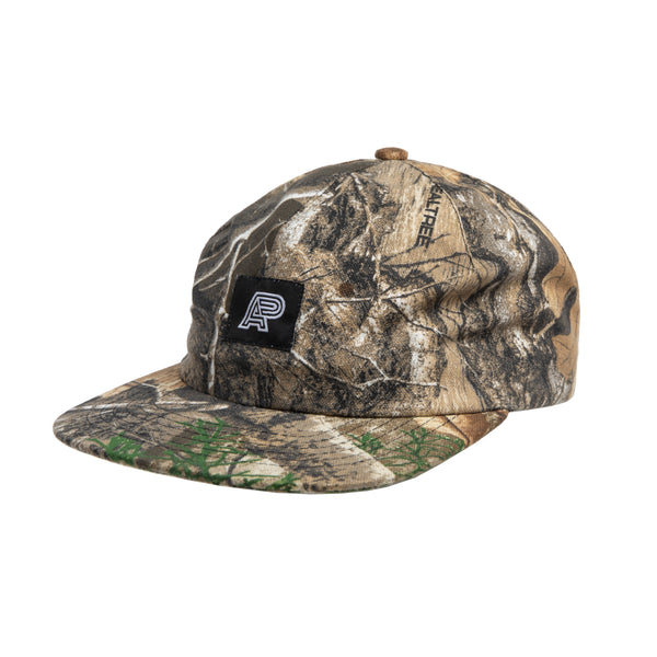 AP REALTREE CAMO 1-PANEL HAT