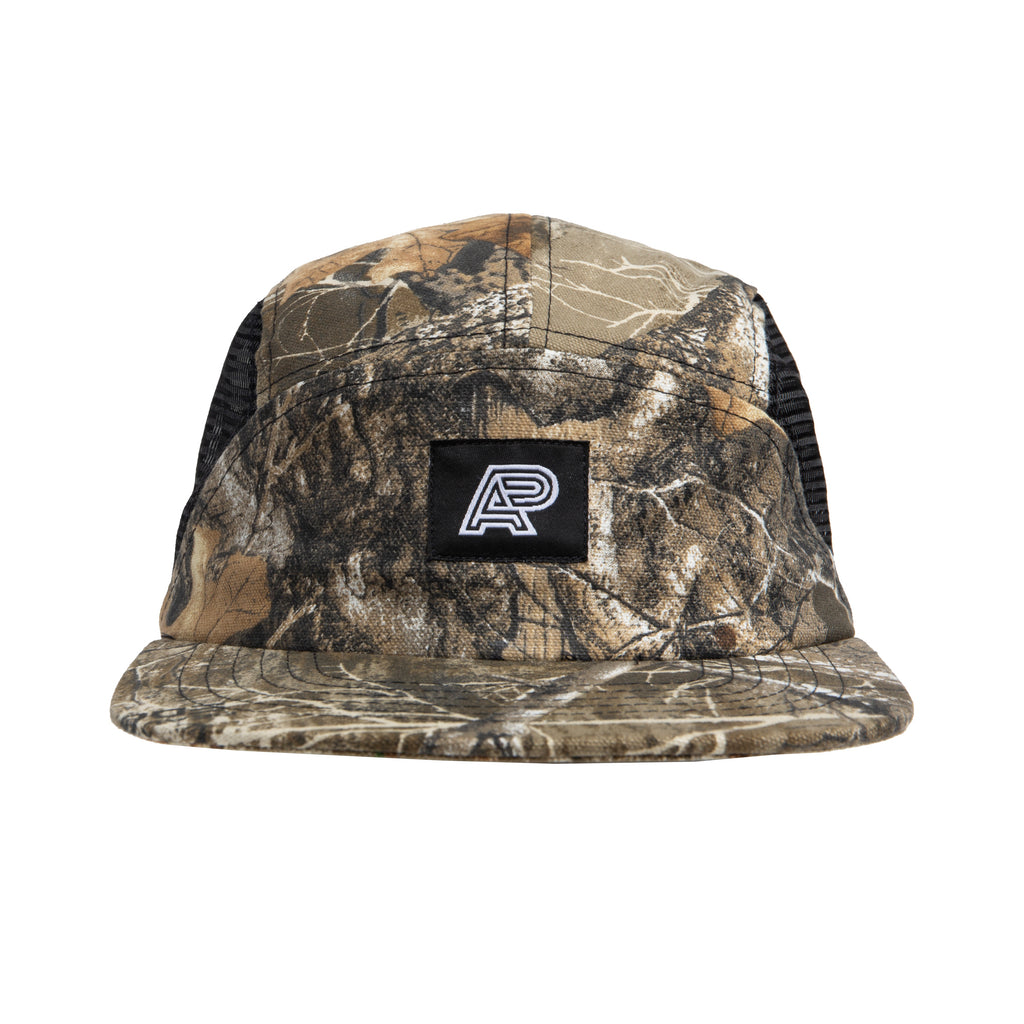 AP REALTREE CAMO 5-PANEL MESH HAT
