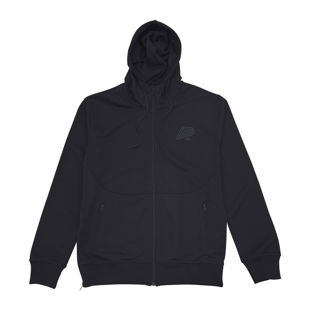 AP FRENCH TERRY ZIP UP