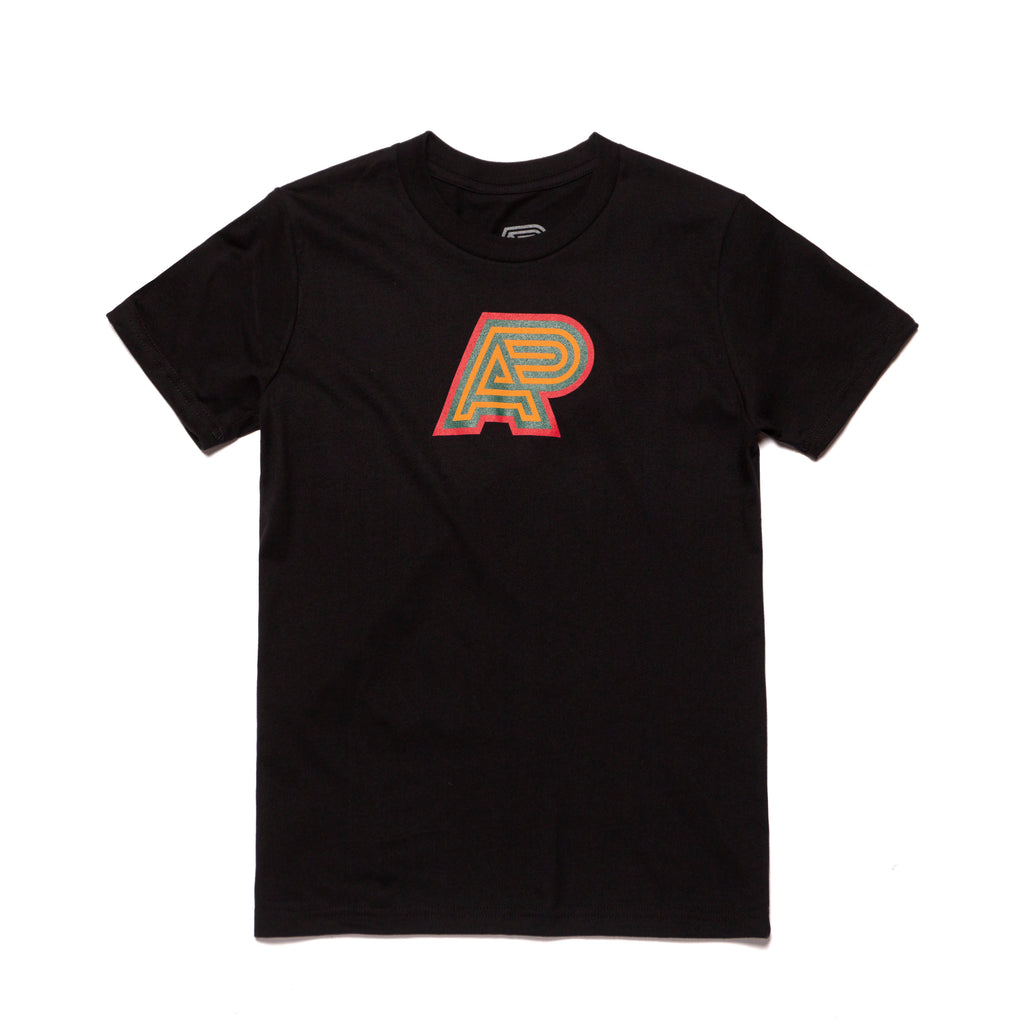 A&P OGB MARK TEE YOUTH BLACK