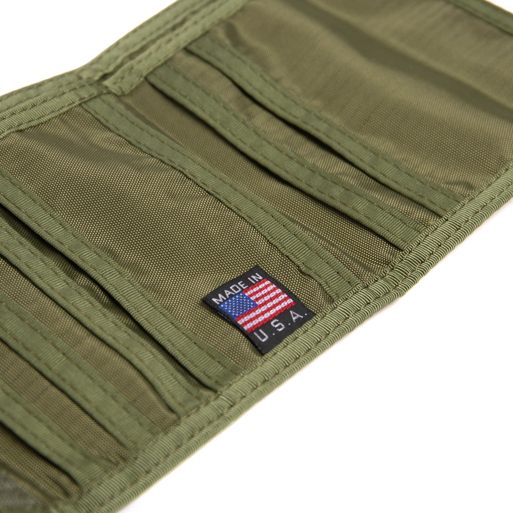 A&P WALLET OLIVE