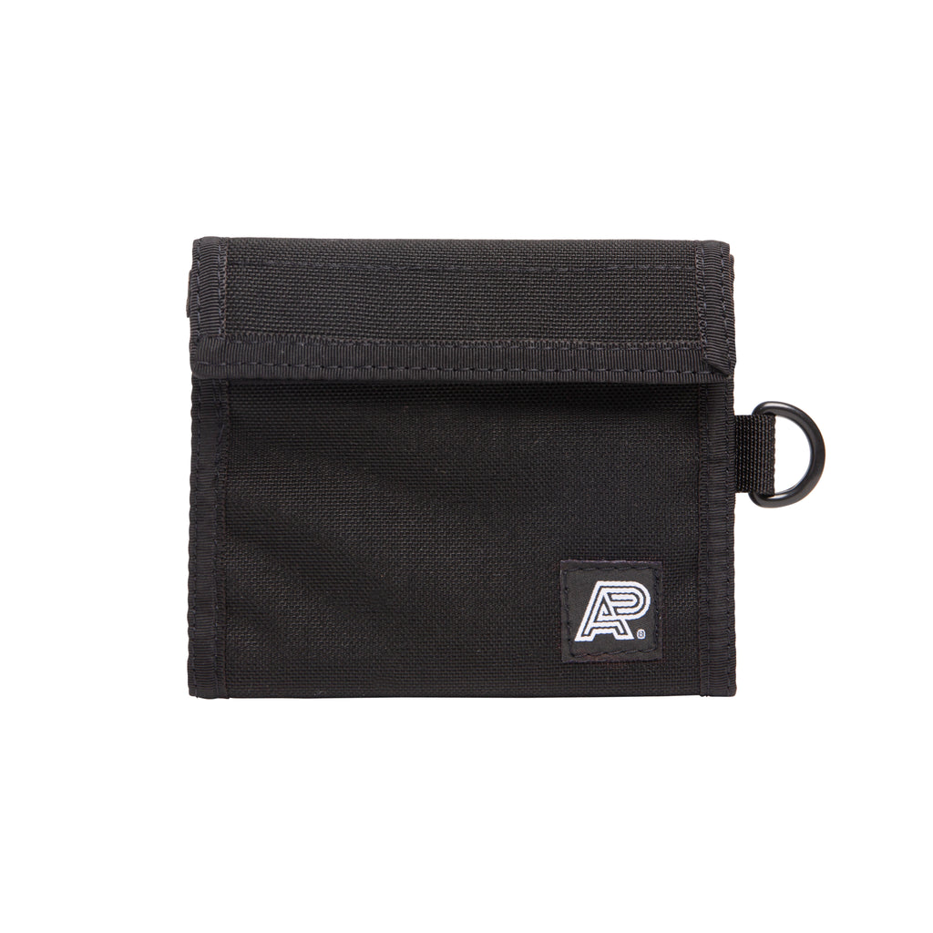 A&P WALLET BLACK