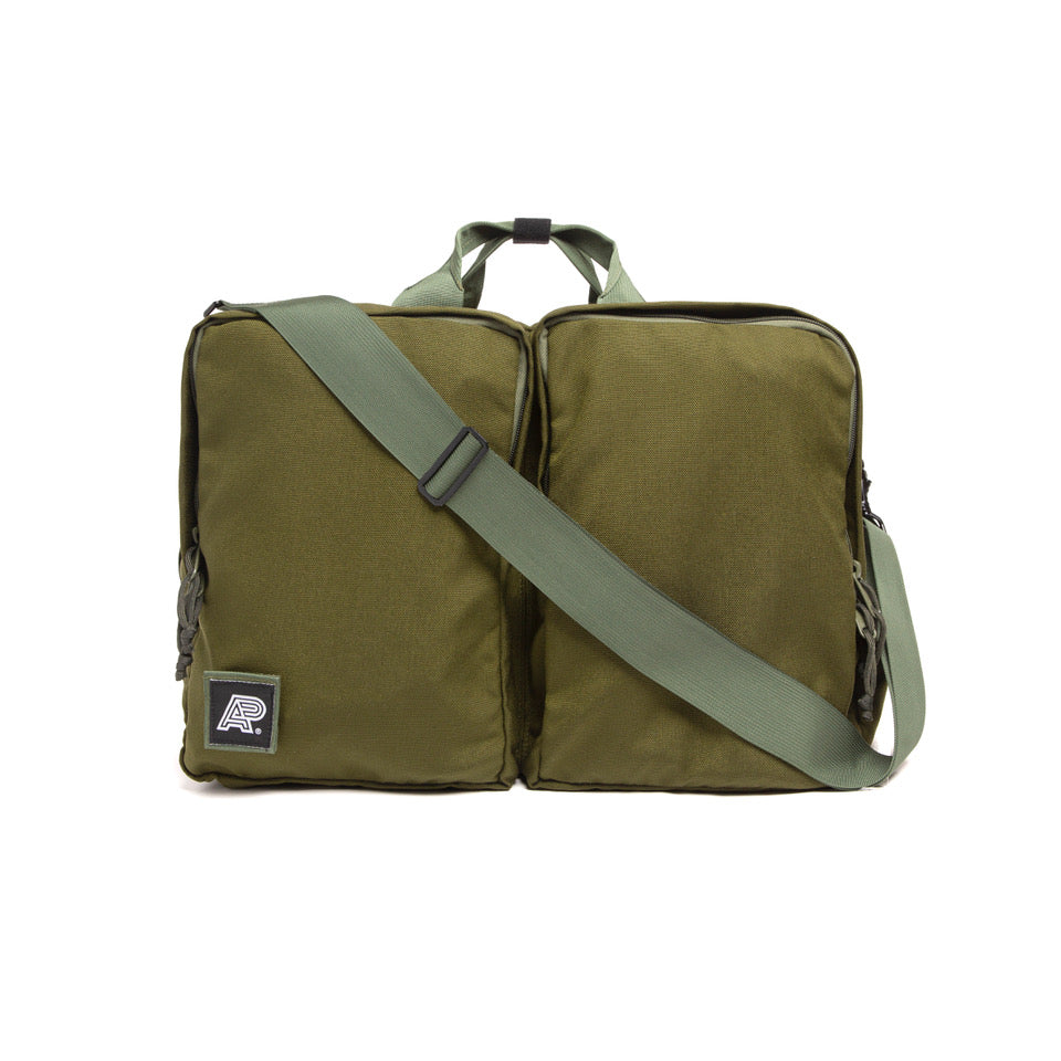 A&P 5-WAY BAG OLIVE