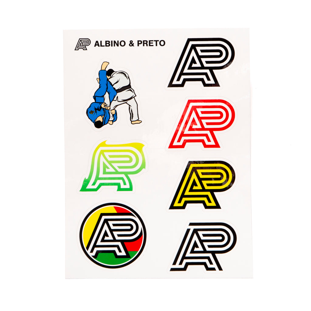 A&P STICKER PACK