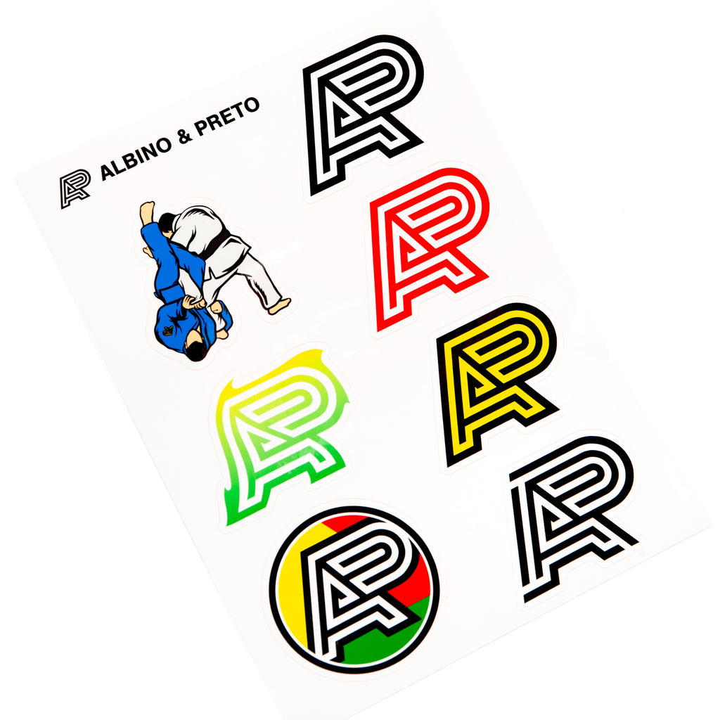 A&P STICKER PACK (FULFILLMENT)
