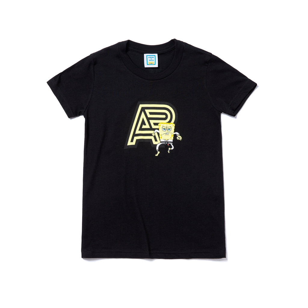 A&P SB MARK KIDS TEE BLACK