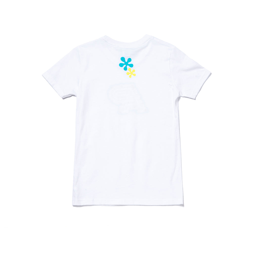 A&P SB MARK KIDS TEE WHITE