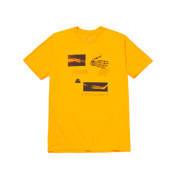 A&P REPERCUSSION TEE ORANGE
