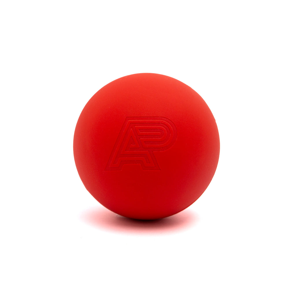 A&P MASSAGE/LACROSSE BALL RED (FULFILLMENT)