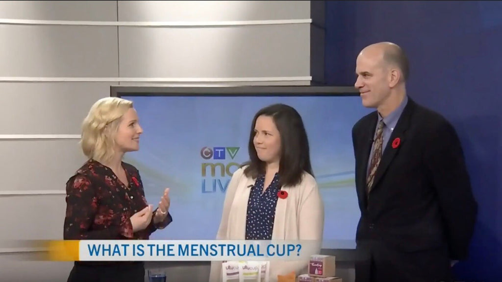 Interview on CTV Morning Live