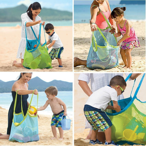 variety usage of portable beach bag