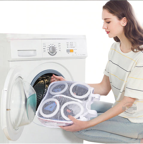 machine washing safe for shoes