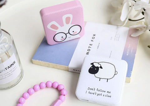 cute cartoon mini power bank