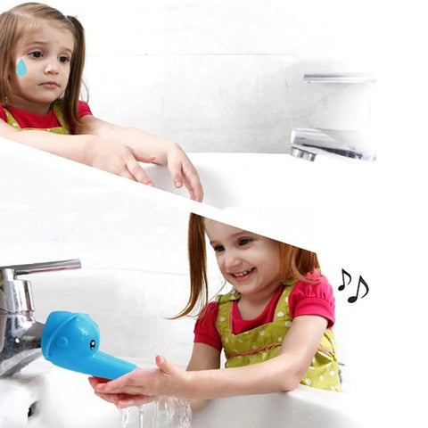 Fun Kids Faucet Extension Benefits