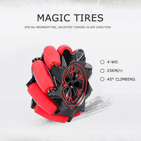 Gesture Sensor RC Stunt Car Magic Tires