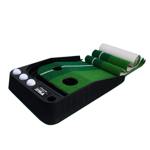 Golf Perfect Indoor Portable Putting Trainer Ease Store Away