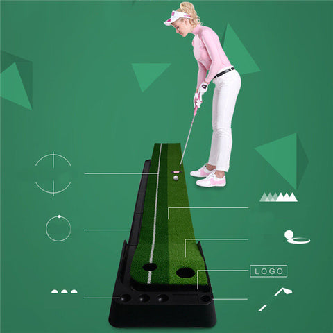 Golf Perfect Indoor Portable Putting Trainer