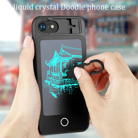 LED Handwriting Pad iPhone Case