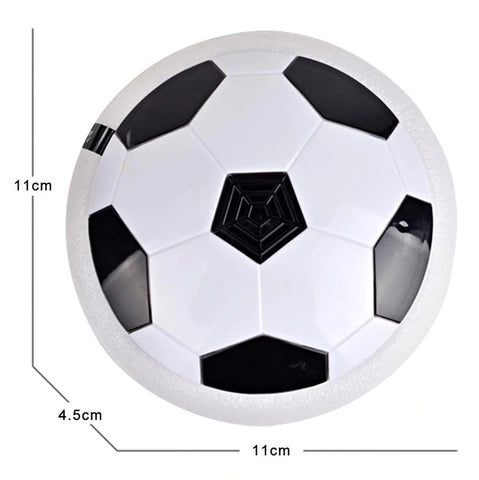 AirPower Indoor Soccer Disc Dimension
