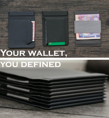 Modular Magnetic Wallet