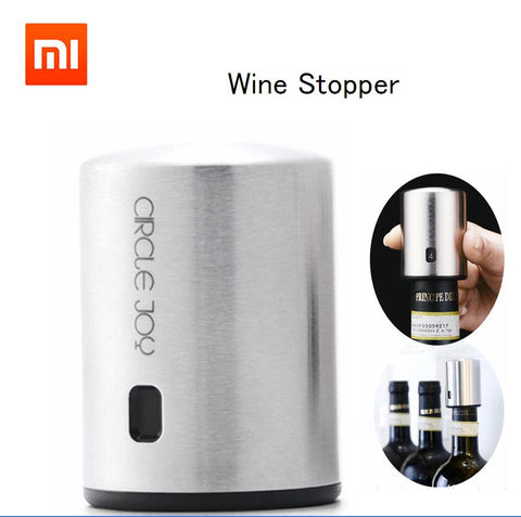 Electric  Vacuum Wine Stopper