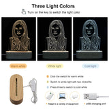 Customized 3D Night Light
