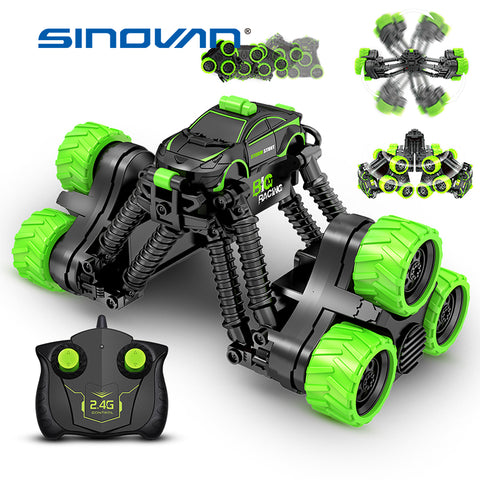 4WD Rock Crawler Remote Control Toy