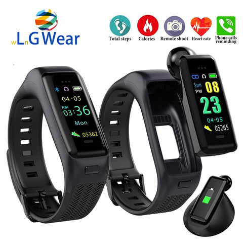 B03 Wristband Fitness Tracker Smart Watch