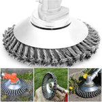 LawnPerfect Steel Wire Weed Trimmer