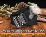 Tactical Survival Waist Belt