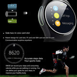 KW18 Android IOS Smart Watch