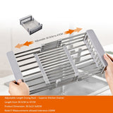 Adjustable Dish Rack Over Sink