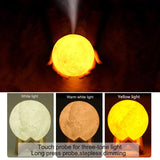 3D Moon Lamp light Aroma Diffuser