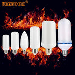 LED Fire Flame Effect Light