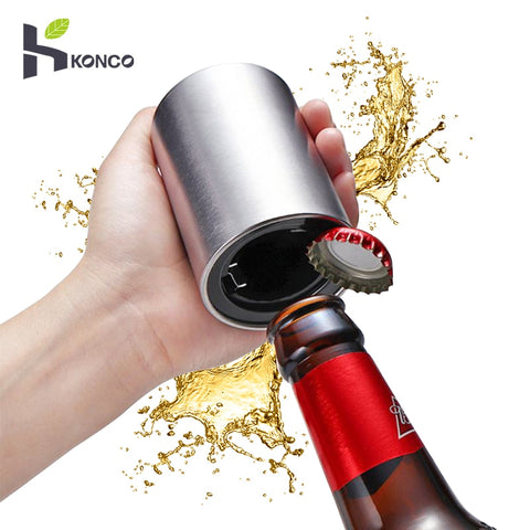 Magnetic Automatic Beer Bottle Opener