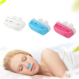 New Electric Anti Snoring Device