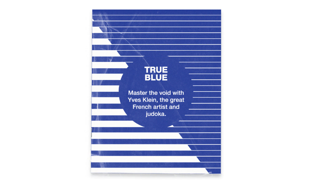 TRUE BLUE (ISSUE 6)