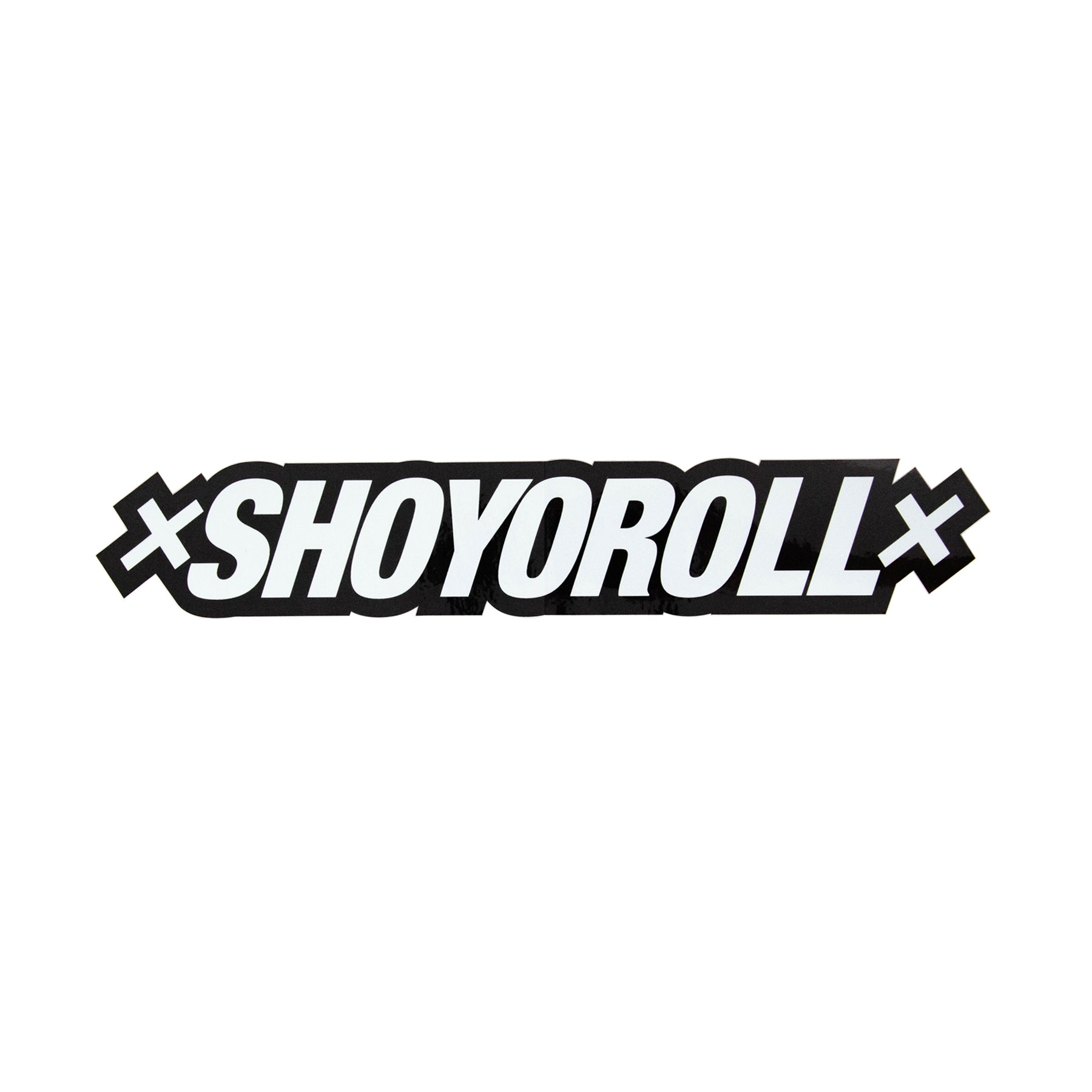 xSHOYOROLLx Decal (Cool Grey)