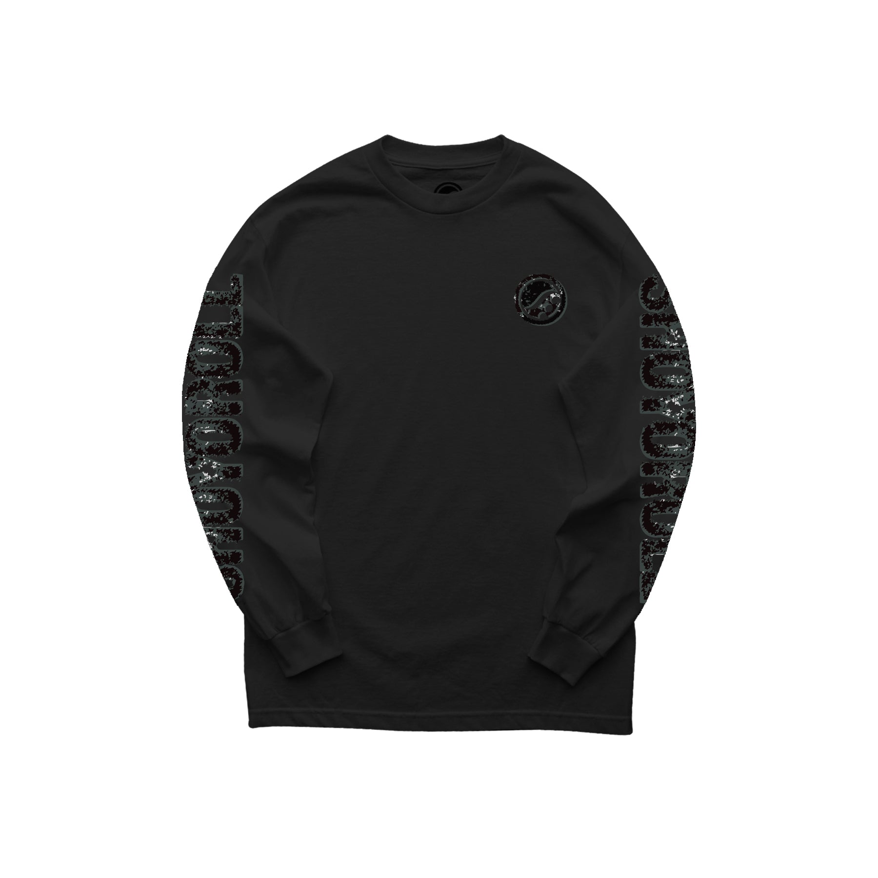 OG Logo LS Shirt (21.1)- Black