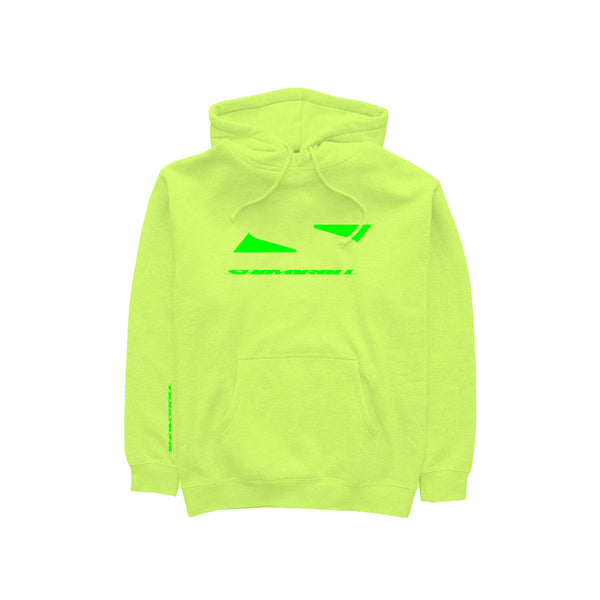 Rev Logo Hoody (CPTR20.10) Neon Yellow