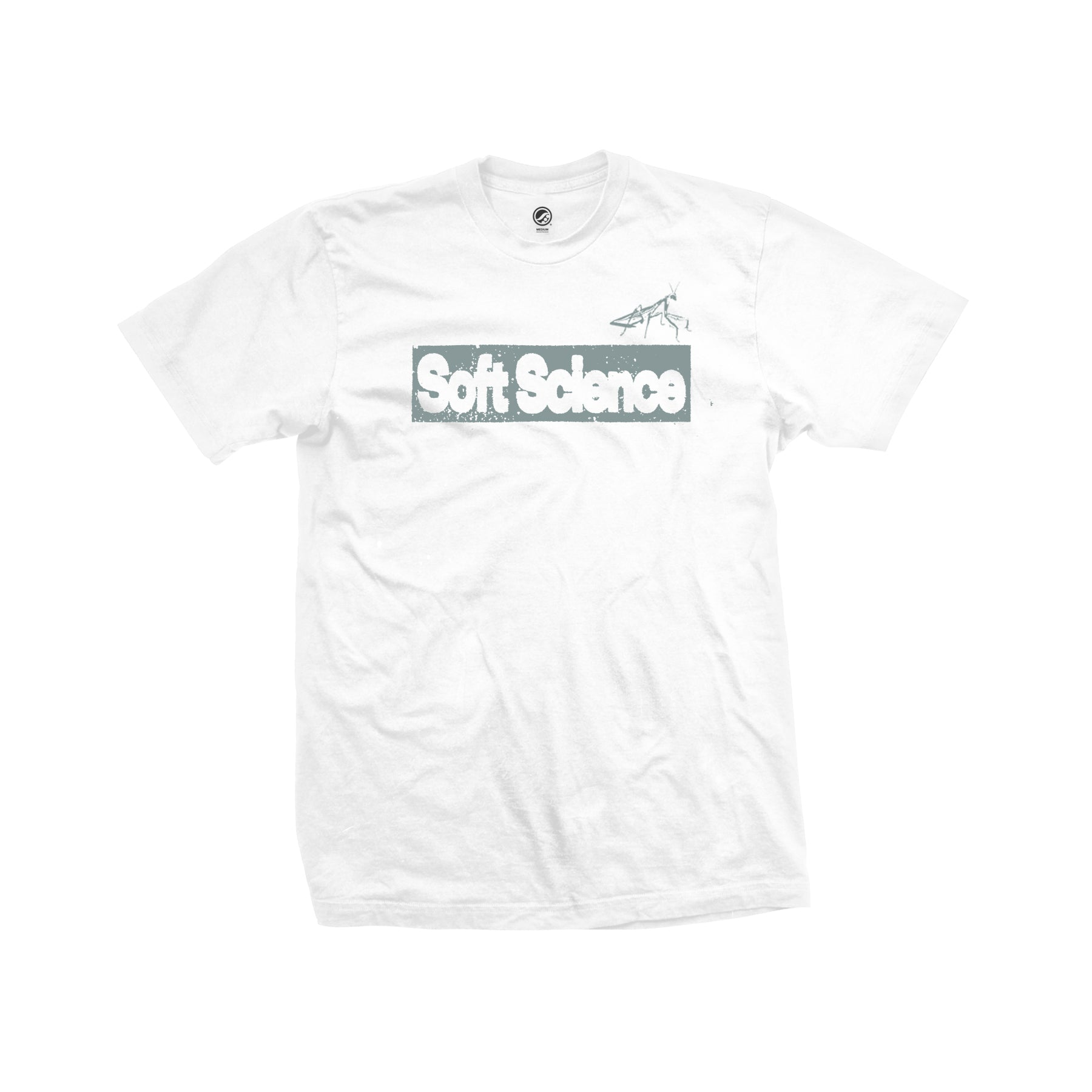 Soft Science Tee (CPTR20.7) White