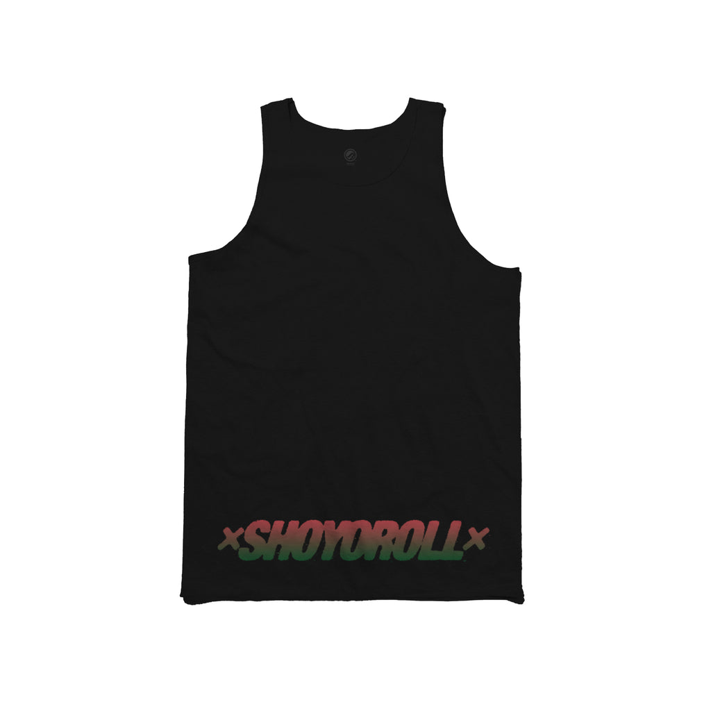 Stamp Logo Tank Top (CPTR20.8) Black