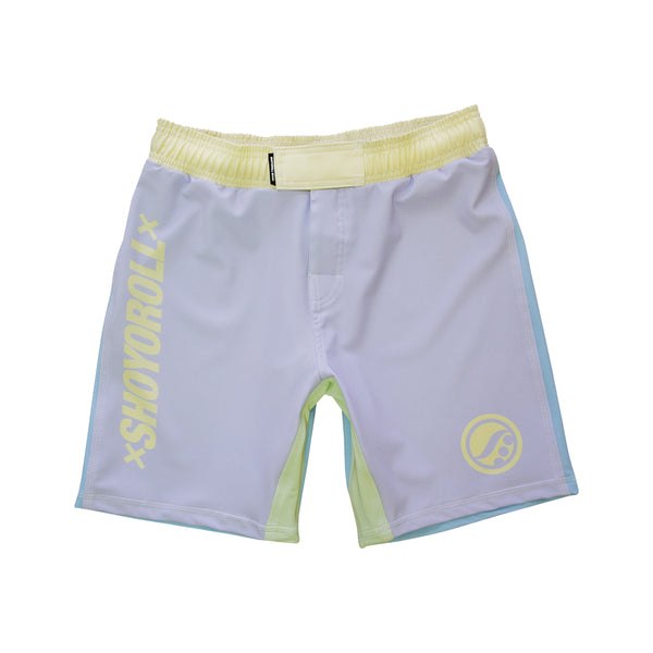 Training Fitted Shorts (Pastel19)