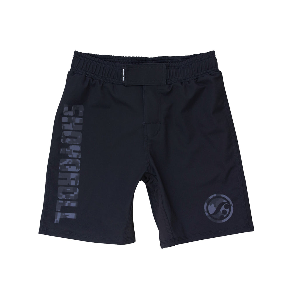 Training Fitted Shorts (SYR x Bedwin) - Black