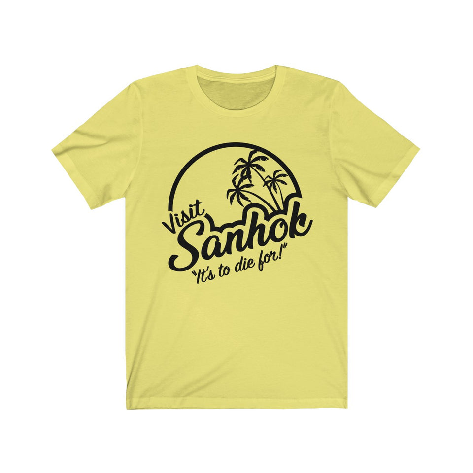 Visit Sanhok T-Shirt for ADULTS