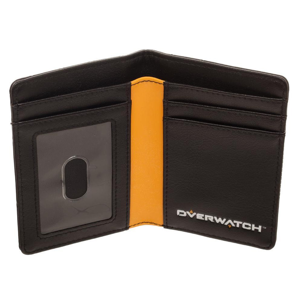 Overwatch Wallet Overwatch Accessory Overwatch Gift for Gamers Video Game Wallet
