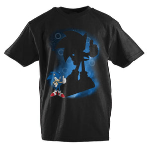 Sonic The Hedgehog Spotlight Youth Short-Sleeve T-Shirt