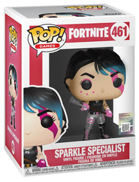 Fortnite Sparkle Specialist Pop Funko